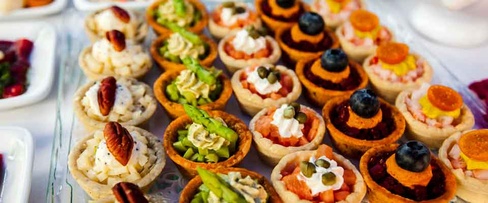 Neu Business Catering | Fingerfood Catering und Partyservice  CS73